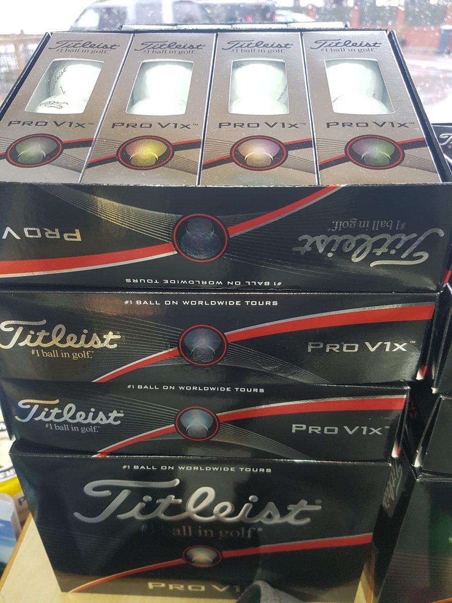 x12 Pro V1 Golf Balls