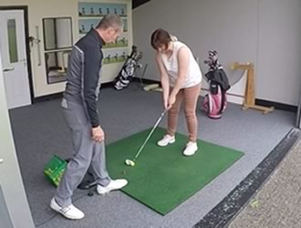 Ladies Golf Coaching at TFG