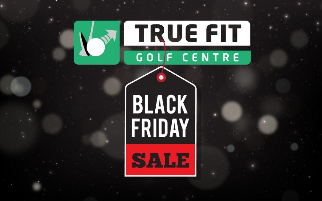 TFG Black Friday Golf Sale